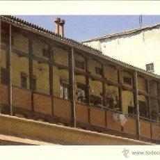 Coleccionismo de carteles: TARJETA PUBLICITARIA - TAMAÑO POSTAL - MADRID - CORRALA. Lote 47961026