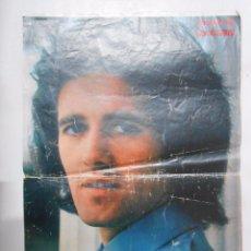 Coleccionismo de carteles: CARTEL POSTER DE LA REVISTA LECTURAS. GILBERT O'SULLIVAN. TDKP2. Lote 48609027