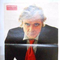 Coleccionismo de carteles: CARTEL POSTER DE LA REVISTA SEMANA. MARLON BRANDO. EL PADRINO. 1972. TDKP2. Lote 48609092