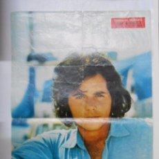 Coleccionismo de carteles: CARTEL POSTER DE LA REVISTA SEMANA. DESI ARNAZ JR. EL IDOLO DE LOS TELEFILMES. TDKP2. Lote 48609141