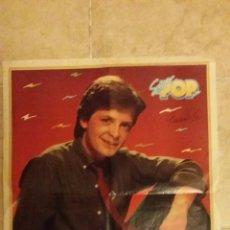 Coleccionismo de carteles: POSTER MICHAEL J. FOX. SUPER POP - TAMAÑO 48X83. Lote 49101398