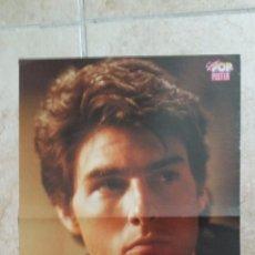 Coleccionismo de carteles: DOBLE POSTER, TOM CRUISE Y KIRK CAMERON DE LA REVISTA SUPER POP. TAMAÑO 42X29 CM. Lote 50178307