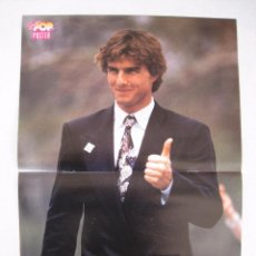 Coleccionismo de carteles: DOBLE POSTER - TOM CRUISE / JASON DONOVAN - SUPER POP.. Lote 55001065