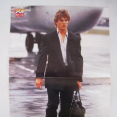 Coleccionismo de carteles: DOBLE POSTER - TOM CRUISE / JORDAN ( NKOTB ) - SUPER POP.. Lote 55001123