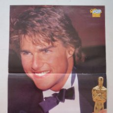 Coleccionismo de carteles: DOBLE POSTER - TOM CRUISE / BIG FUN - SUPER POP.. Lote 55001126