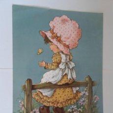 Coleccionismo de carteles: DOS ANTIGUAS LAMINAS EN CARTULINA - AÑOS 70 / 80. Lote 55647620