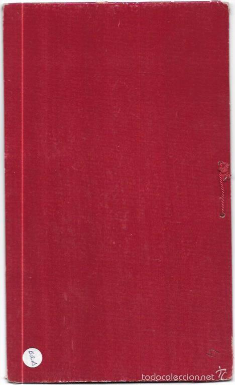 Coleccionismo de carteles: CARTEL PUBLICITARIO DE LIBRERIA. SE HALLA EN VENTA EL ACREDITADO MÉTODO GIRAU, ENSEÑANZA INGLES. - Foto 2 - 56381632