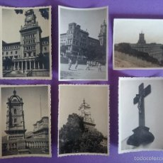 Coleccionismo de carteles: 6 ANTIGUAS FOTOGRAFIAS- ESCUELAS PIAS , SAN ANTON - AÑO 1947- VER FOTOS Y ANOTACIONES ....R-2896. Lote 57412769