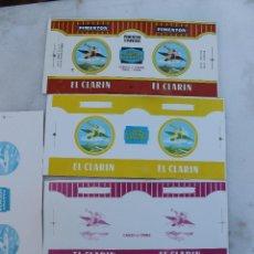 Coleccionismo de carteles: PUBLICIDAD PIMENTON Y ESPECIAS, JOSE SANCHEZ ARANDA, CABEZO DE TORRES, MURCIA. Lote 58488774