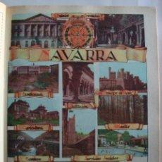 Coleccionismo de carteles: LÁMINA COLECCIÓN PUBLICIDAD FRENOS ESTÁTOR CASA TERE PROVINCIA DE NAVARRA 1954-1955. Lote 62286944