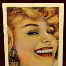 Coleccionismo de carteles: ANTIGUA PUBLICIDAD DE LOS AÑOS 50 DE LA MARCA ALTAMS (DESTILERIAS ALTIMIRAS). Lote 64667627