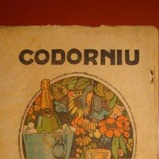 Coleccionismo de carteles: CODORNIU. Lote 66256922