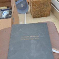 Coleccionismo de carteles: GRABADOS HISTORICOS DE NUESTRA PROVINCIA . Lote 163370428