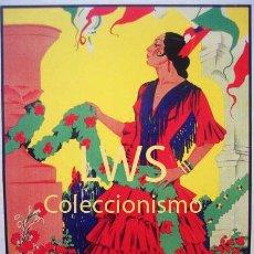 Coleccionismo de carteles: PUBLICIDAD IMÁGENES ESPECTACULOS S-2. Lote 81231876