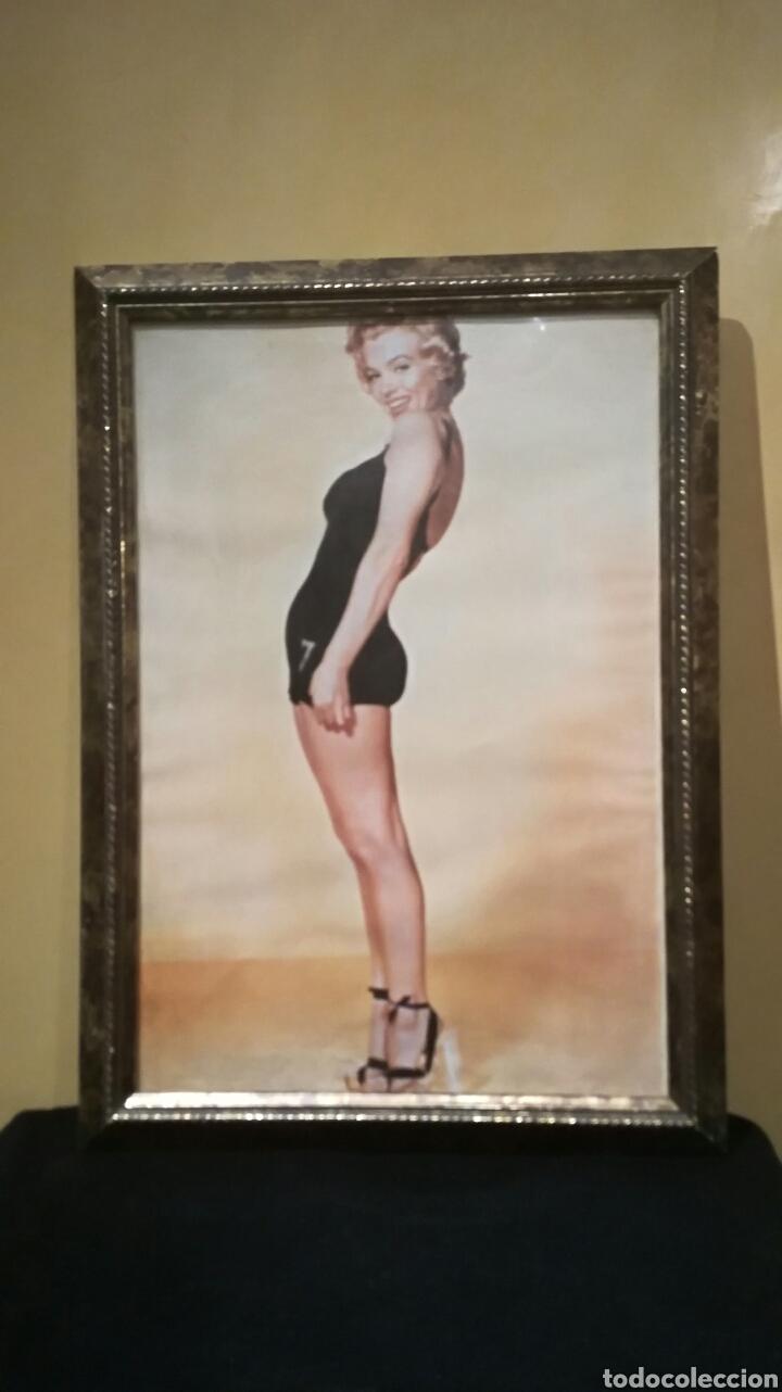 póster original enmarcado años 50 marilyn monro - Comprar Carteles ...