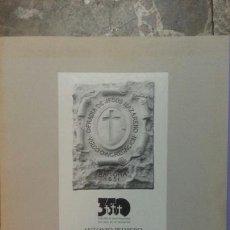 Coleccionismo de carteles: CARPETA DE DIBUJOS ANTONIO PEDRERO. SEMANA SANTA ZAMORA. Lote 83264484
