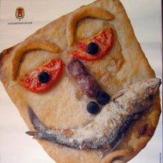 Coleccionismo de carteles: CARTEL CARNAVAL ALICANTE 2016 SIN DOBLAR. Lote 85222432