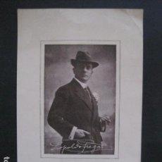 Coleccionismo de carteles: FREGOLI - PEQUEÑO CARTEL -VER FOTOS - (V-11.035). Lote 86649668