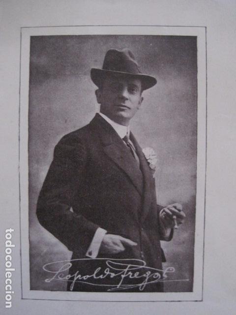Coleccionismo de carteles: FREGOLI - PEQUEÑO CARTEL -VER FOTOS - (V-11.035) - Foto 3 - 86649668