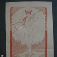 Coleccionismo de carteles: EL CUENTO SEMANAL -PEQUEÑO CARTEL -VER FOTOS-(V-11.095). Lote 86750092