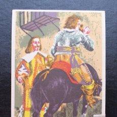 Coleccionismo de carteles: MADRID 1953, CARTEL DE PRODUCTOS MEDICINALES SA PROMESA, PANAFLU Y ULTRASEPTAL. Lote 88860048