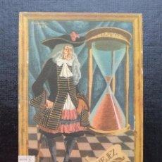Coleccionismo de carteles: MADRID 1952, CARTEL DE PRODUCTOS MEDICINALES SA PROMESA, LICARBÍN. Lote 88860708