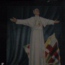 Coleccionismo de carteles: CONGRESO DIOCESANO 1949 - BARCELONA - ILUSTRACION GUIMERA - CARTEL ANTIGUO -VER FOTOS-(V-11.769). Lote 91128390