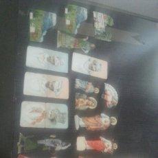 Coleccionismo de carteles: RECORTABLES Y PUBLICIDAD EMULSION SCOTT Y CHOCOLATE AMATLLER. Lote 96077680