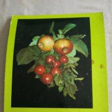 Coleccionismo de carteles: CARTEL PUBLICIDAD DE FARMACIA 1967 SOBRE CARTON. Lote 98768503