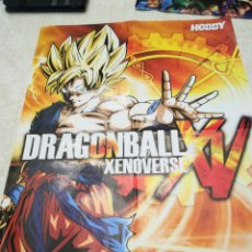 Collectionnisme d'affiches: POSTER DRAGON BALL XENOVERSE. Lote 128280120
