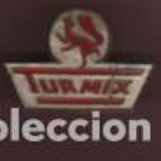 Coleccionismo de carteles: CHAPA PUBLICIDAD DE TURMIX - CON LOS TORNILLOS CORRESPONDIENTES HOGAR Y COCINA ESTADOS UNIDOS. Lote 100064731