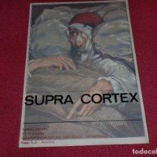 Coleccionismo de carteles: PUBLICIDAD ANTIGUA FARMACIA - ESCENA QUIJOTE - IMPECABLE - GRAN FORMATO. Lote 100660767
