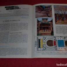 Coleccionismo de carteles: SEPARATA DICCIONARIO ILUSTRADO - AÑOS '70: TEATRO. Lote 101284447