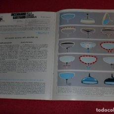 Coleccionismo de carteles: SEPARATA DICCIONARIO ILUSTRADO - AÑOS '70: TELEVISIÓN. Lote 101284595