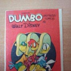 Coleccionismo de carteles: COLECCIÓN DUMBO - FOLLETO PUBLICITARIO -. Lote 101537858