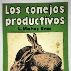 Coleccionismo de carteles: ESTUDIO PARA CARTEL DE PRODUCTOS AGRÍCOLAS MATA BROS. ACUARELA. ESPAÑA. CIRCA 1930. Lote 102618175