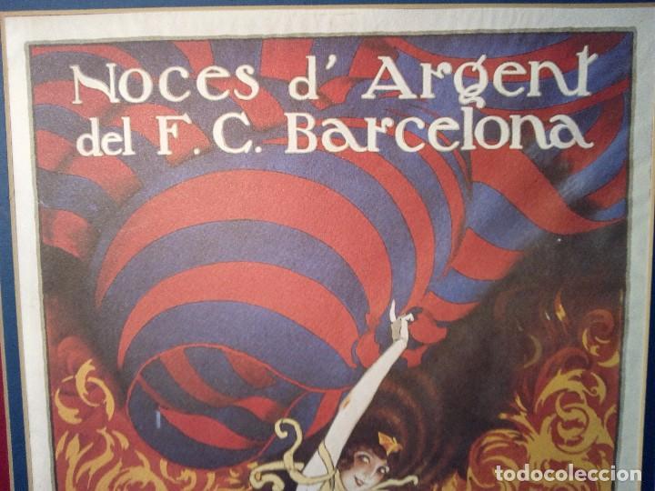 Coleccionismo de carteles: CARTEL NOCES D´ARGENT ENMARCADA - Foto 2 - 105735995