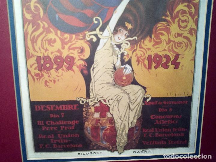 Coleccionismo de carteles: CARTEL NOCES D´ARGENT ENMARCADA - Foto 3 - 105735995