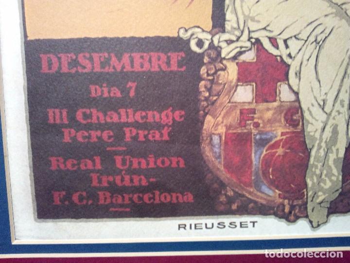 Coleccionismo de carteles: CARTEL NOCES D´ARGENT ENMARCADA - Foto 4 - 105735995