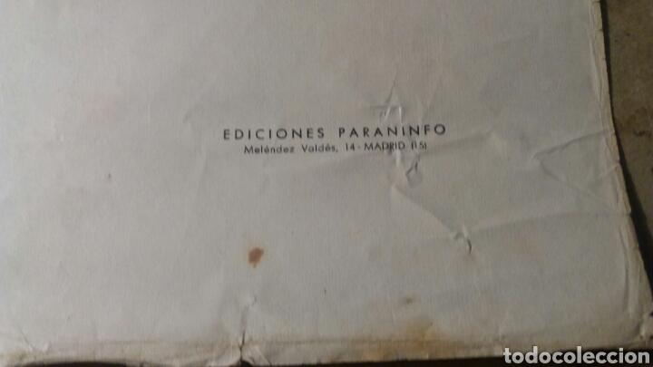 Coleccionismo de carteles: Cervezas El Neblí.Alicante 34 x 49 cm - Foto 4 - 109111890