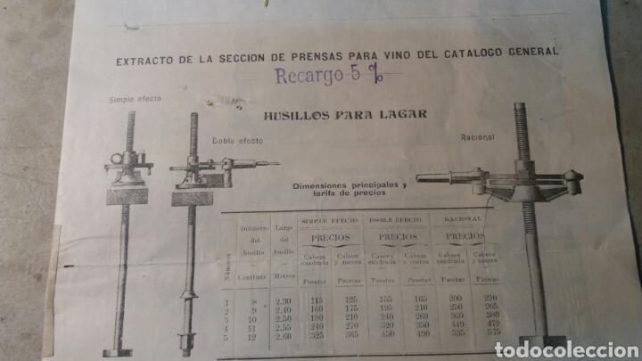 Coleccionismo de carteles: Alicante Tomás Aznar é Hijos - Foto 4 - 109114047