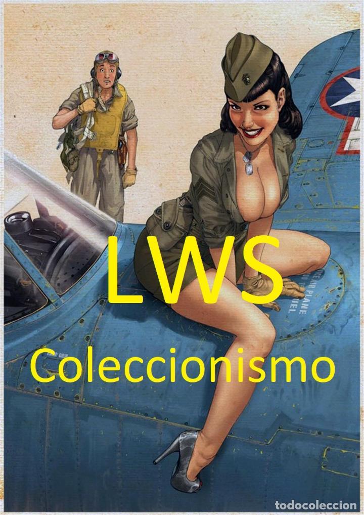 PUBLICIDAD IMÁGENES - MILITAR - AVIACIÓN (Coleccionismo - Carteles Pequeño Formato)