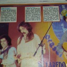 Coleccionismo de carteles: LAREDO MINI PÓSTER SÚPER POP. Lote 112072604