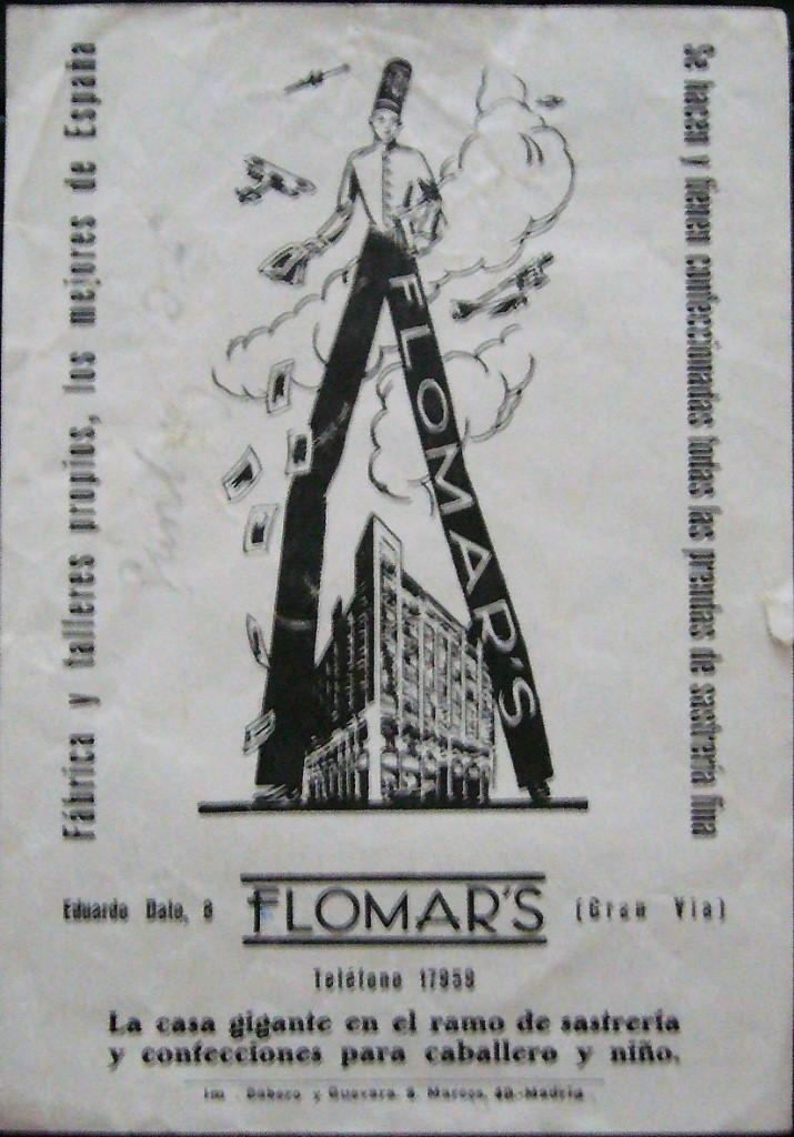 Coleccionismo de carteles: PROGRAMA CINE AÑO 1934 - Foto 2 - 27615084