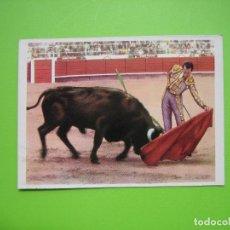 Coleccionismo de carteles: PEQUEÑO CARTELITO TAURINO. MEDIDAS 9,5X7,5 CM. Lote 116967775