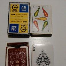 Coleccionismo de carteles: CARTAS POKER Y ESPAÑOLA. Lote 118231023