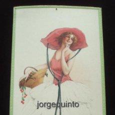 Coleccionismo de carteles: *CARTEL. PUBLICIDAD DE PRODUCTOS SANOLÁN - SAN SEBASTIÁN. HACIA 1920. JULIO RUFAZA MONTOYA. MURCIA.. Lote 118913403