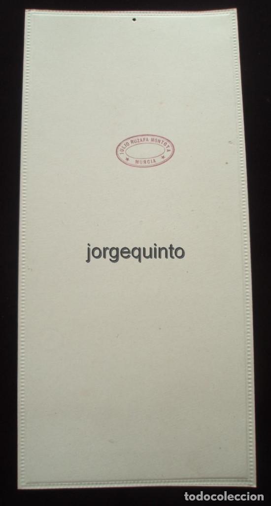 Coleccionismo de carteles: CARTEL. PUBLICIDAD DE PRODUCTOS SANOLÁN-SAN SEBASTIÁN. HACIA 1920. JULIO RUZAFA MONTOYA. MURCIA - Foto 2 - 119011083