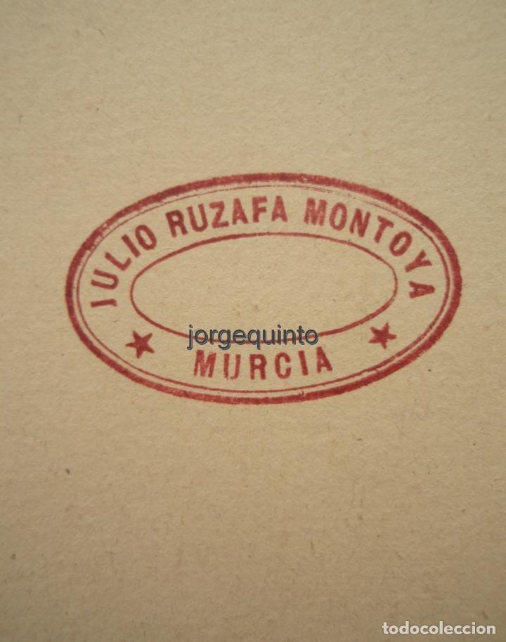 Coleccionismo de carteles: CARTEL. PUBLICIDAD DE PRODUCTOS SANOLÁN-SAN SEBASTIÁN. HACIA 1920. JULIO RUZAFA MONTOYA. MURCIA - Foto 3 - 119011083