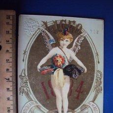 Colecionismo de cartazes: (PA-180592)JULIAN ROMEA Y LATORRE GRAN TEATRO DEL LICEO CARNAVAL 1884. Lote 120798271